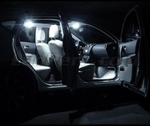 Interior Full LED pack (pure white) for Nissan Qashqai