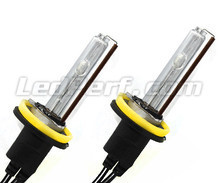 Pack of 2 H9 5000K 55W Xenon HID replacement bulbs