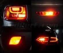Rear LED fog lights pack for Saab 9-5