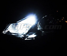 Sidelights LED Pack (xenon white) for Citroen C3 II