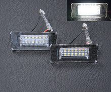 Pack of 2 LEDs modules licence plate for Mini Convertible III (R57)