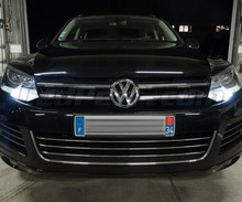 Sidelights LED Pack (xenon white) for Volkswagen Touareg 7P
