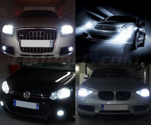 Xenon Effect bulbs pack for BMW X6 (F16) headlights