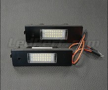 Pack of 2 LEDs modules licence plate BMW (type 2)