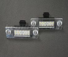 Pack of 2 LEDs modules licence plate VW Audi Seat Skoda (type 5)