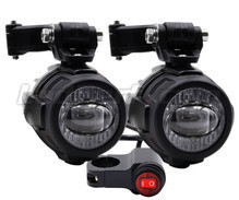 Fog and long-range LED lights for Yamaha TRX 850