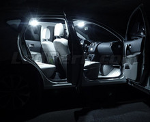 Interior Full LED pack (pure white) for Nissan Qashqai II