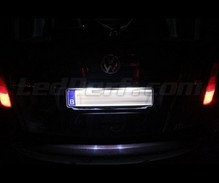 LED Licence plate pack (white 6000K) for Volkswagen Caddy