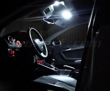 Interior Full LED pack (pure white) for Audi A3 8P - Plus