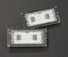 Pack of 2 LEDs modules licence plate BMW (type 5)