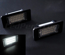 Pack of 2 LEDs modules licence plate for Porsche Panamera