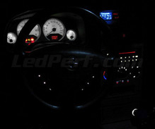 Instrument panel LED kit for Opel Zafira A
