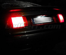 Rear LED Licence plate pack (pure white 6000K) for Audi 80 / S2 / RS2