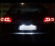 Rear LED Licence plate pack (pure white 6000K) for Volkswagen Touareg 7P