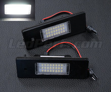 Pack of 2 LEDs modules licence plate for Mini Clubman (R55)