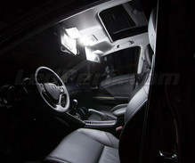 Interior Full LED pack (pure white) for Honda Civic 9G