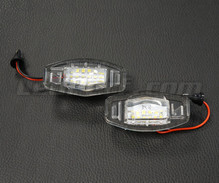 Pack of 2 LEDs modules licence plate HONDA (type 2)