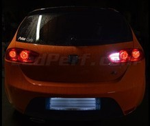 Backup LED light pack (white 6000K) for Seat Leon 2 (1P) / Altea