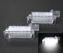 Pack of 2 LEDs modules licence plate for Renault Espace 4