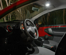 Interior Full LED pack (pure white) for Toyota Aygo