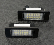 Pack of 2 LEDs modules licence plate BMW (type 1)