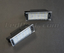 Pack of 2 LEDs modules licence plate RENAULT (type 1)