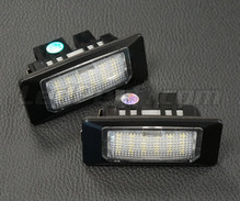 Pack of 2 LEDs modules licence plate VW Audi Seat Skoda (type 9)