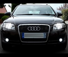 Xenon Effect bulbs pack for Audi A4 B7 headlights
