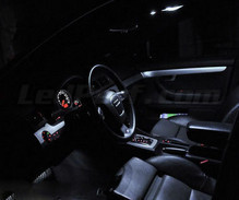 Interior Full LED pack (pure white) for Audi A4 B7 - Light