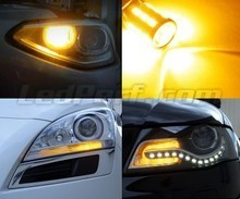Front LED Turn Signal Pack  for Honda Civic 8G