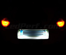LED Licence plate pack (xenon white) for Volkswagen New Beetle 1