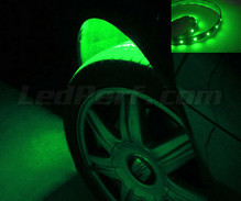 Flexible and waterproof Green - 30cm LED strip for customization