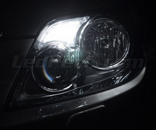 Sidelights LED Pack (xenon white) for Toyota Land cruiser KDJ 150