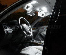 Interior Full LED pack (pure white) for Audi A4 B8 - Plus