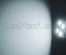 Sidelights LED Pack (xenon white) for Opel Vectra B