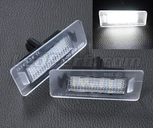 Pack of 2 LEDs modules licence plate for Hyundai I30 MK2