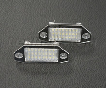Pack of 2 LEDs modules licence plate FORD (type 3)