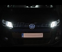 Sidelights LED Pack (xenon white) for Volkswagen Caddy