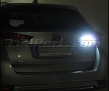 Backup LED light pack (white 6000K) for Toyota Auris MK2