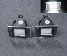 Pack of 2 LEDs modules licence plate for Mercedes A-Class (W176)