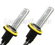 Pack of 2 H9 6000K 55W Xenon HID replacement bulbs