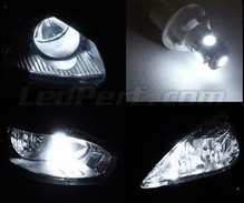 Pack LED daytime running lights (xenon white) for Mini Convertible III (R57)