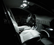 Interior Full LED pack (pure white) for Alfa Romeo 166