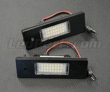 Pack of 2 LEDs modules licence plate BMW and MINI (type 3)