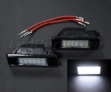Pack of 2 LEDs modules licence plate for Peugeot Expert Teepee