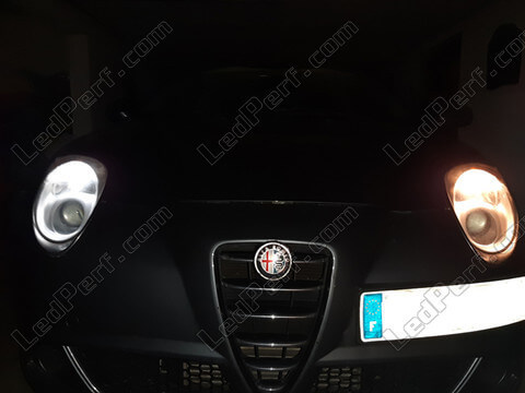 Led ALFA ROMEO MITO 2011 Distinctive Tuning